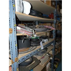 CONTENTS OF BAY OF RACKING INC. HEAVY DUTY HOSE LINES, GASKETS, COUPLERS AND MORE