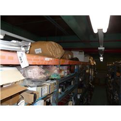 ALL CONTENTS ON TOP OF WEST SIDE RACKING INC. LIGHTS, FIXTURES AND MORE
