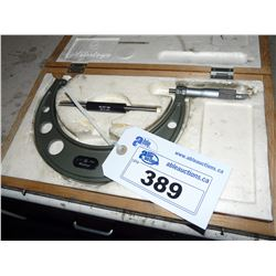 MITUTOYO MICROMETER WITH CASE