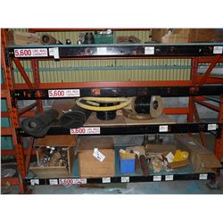 CONTENTS OF BAY INC. HEAVY DUTY HARDWARE, CABLING, AND OTHER MILL INVENTORY
