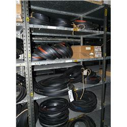 BAY OF ASSORTED GATES HEAVY DUTY TIMING/DRIVE BELTS