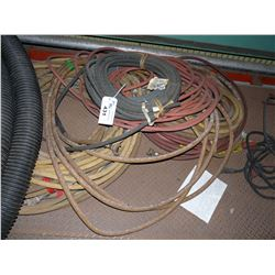 LOT OF ASSORTED HEAVY DUTY AIR LINE