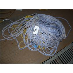 LOT OF ROPE