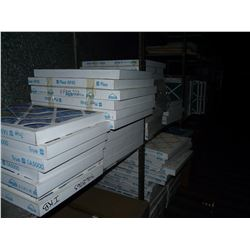 LARGE QUANTITY OF ASSORTED AIR FILTERS