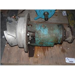 BINGHAM IMPELLER PUMP ASSEMBLY