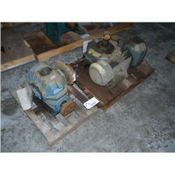 HOLROYD 10:1 REDUCER WITH HOLROYD DRIVE ASSEMBLY