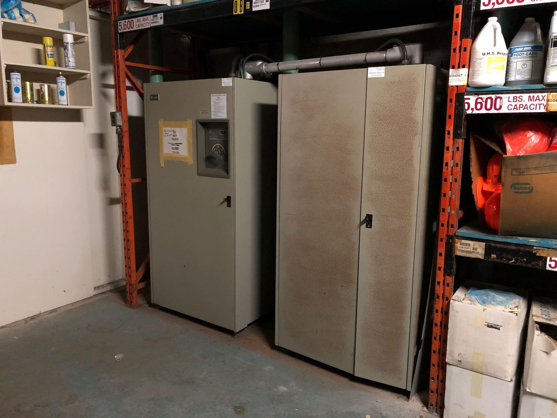 HEAVY DUTY UPS SYSTEM, 3 PHASE 575 VOLT INPUT, 20