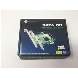 Sata 6G PCI Express Card