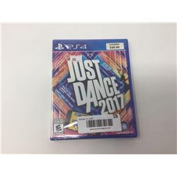 PS4 Just Dance 2017 Game