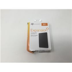 SeaGateExpansion Portable Drive 2TB