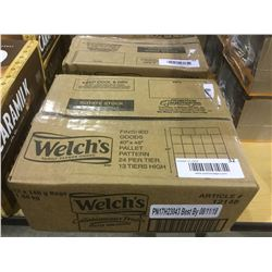 Case of Welch's Fruit Snacks (12 x 140g)