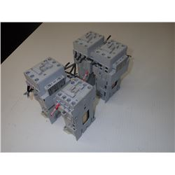 Allen-Bradley Misc. Contactors *Lot of 4* **See Pics for Part Numbers**