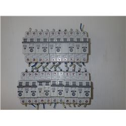 Allen-Bradley Misc. Circuit Breakers *Lot of 21* **See Pics for Part Numbers*