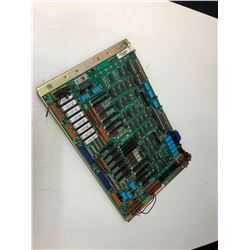 YASKAWA CIRCUIT BOARD *SEE PHOTOS FOR SERIAL NUMBER*