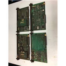 YASKAWA CIRCUIT BOARD *SEE PHOTOS FOR SERIAL NUMBER* QTY: 4