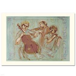 Trio by Hibel (1917-2014)