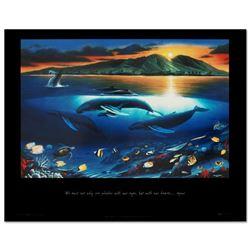 Maui Dawn by Wyland