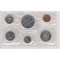1983 ROYAL CNDN MINT PENNY TO 1 DOLLAR