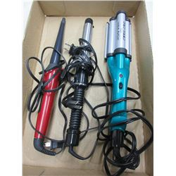 3 New out of box styling Irons