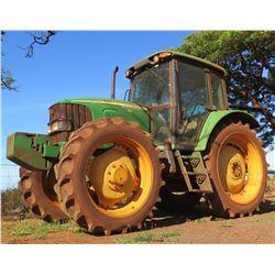 John Deere 6415 Tractor, Model AL171550, 85 HPHI Clearance
