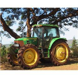 John Deere 6430 Tractor, Model AL171550