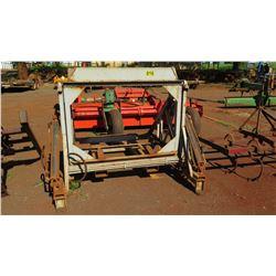 Hydraulic Dump Box