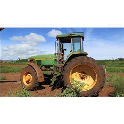 John Deere 7810 Tractor, Inoperable (Non-Working)