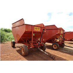 Denco Mfg. Harvest Wagon, Model 300 Gravity Box