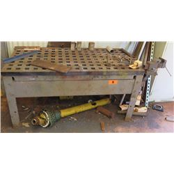 Acorn Platens Tools Welding Table