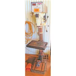 "Jet 15"" Variable Speed Drill Press, Model J-A5816"
