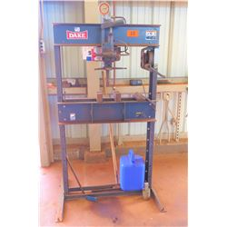 Dake 258 Manual Boring Machine