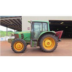 John Deere 6430 Tractor, 115 HP, 6130 Hours w/ Starfire ITC GPS