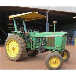 John Deere 3020 Tractor, 70 HP, 2387 Hours