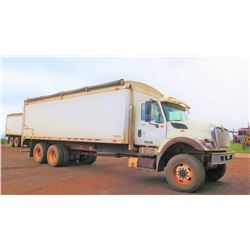 2009 International Grain Truck, Walking Floor, 27197 Miles, 3636 hours