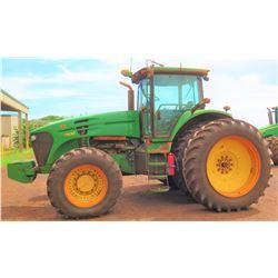 John Deere 7930 Tractor, 180 HP, 9740 Hours