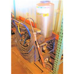 Steam Pressure Washer, Model 2122AM