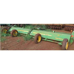 John Deere 520 Flail Shredder (Broken Bearing)