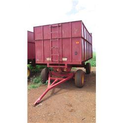 Peerless Mfg 12 Ton Hydraulic Wagon (Peanut Wagon)