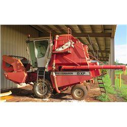 Massey Ferguson 8XP Combine Harvester, 1223 Hours