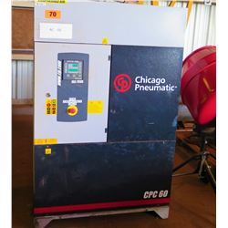 Chicago Pneumatic CPC 60 Air Compressor