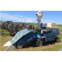 Almaco Single-Row Plot Harvester (Other Location Removal By Appointment)