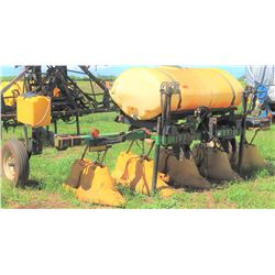 Five-Hood Sprayer, Damaged Tank (Other Location Removal By Appointment)