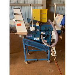 Almaco BT-14E Belt Thresher (for Soybeans & Small Grains)
