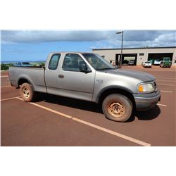 2003 Ford F-150 Pickup Truck - Not Running (Being Sold for Parts/Repair)