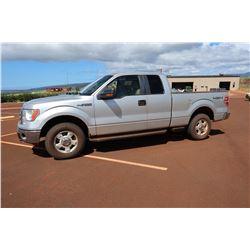 2010 Ford F150 Pickup Truck 4x4 59,286 Miles