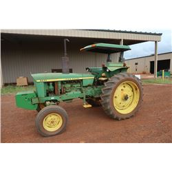 John Deere 2630 Tractor-70 hp (Runs & Drives, See Video)
