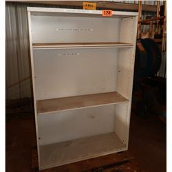 Metal Shelving Unit, 3 Shelves