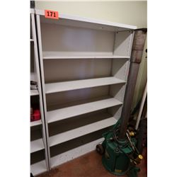 5-Shelf Metal Shelving Unit