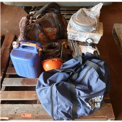 Electrical Safety/Protection Gear, Vehicle Recovery Rope, Conduit, etc.