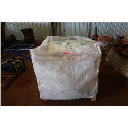 Huge Pallet of Industrial Ag Bags, 2500 lb Capacity, 39 x 39 x 49